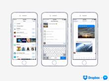 FB Messenger สามารถแชร์ไฟล์จาก Dropbox ได้โดยตรงแล้ว