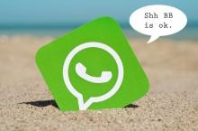 WhatsApp ประกาศยุติการสนับสนุนระบบปฏิบัติการ BB