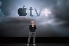 Apple TV+ บริการวีดีโอสตรีมมิ่ง รวมนักสร้างสรรค์ระดับโลก