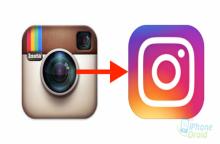 Instagram สำหรับ iOS อัปเดท V.8.0 เปลี่ยนไอคอนแอพใหม่สดใสกว่าเดิม