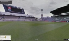 แอพ Google Street View ที่ทำให้คุณได้ติดขอบสนามกีฬาดังทั่วโลก