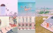 7 Apps แต่งรูปโทนชมพู สวยหวานสดใสสไตล์สาวเกาหลี