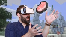 เอาใจคอเกม! เปิดตัว Minecraft เวอร์ชั่นแว่นตาโลกเสมือนบน Gear VR (มีคลิป)