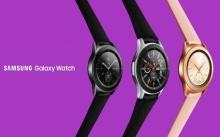 Galaxy Watch นาฬิกาอัจฉริยะยุคใหม่ของซัมซุง ชาร์จไร้สาย แบตใช้ได้นานเป็นสัปดาห์