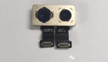 หลุดชิ้นส่วนกล้อง iPhone 7 Plus เป็นแบบกล้องคู่