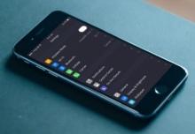 ชมคอนเซป iOS 10 ที่มาพร้อม Dark Mode โทนสีเข้ม น่าใช้งานมากมาย