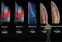 สรุปข้อมูล และราคาของ iPhone Xs, iPhone Xs Max และ iPhone XR