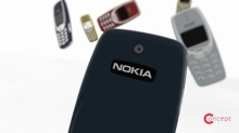คืนชีพ!! โนเกีย 3310 ตื่นจากหลุมเพิ่มฟังก์ชั่นสุดทึ่งล่อใจ!!