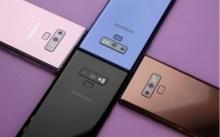 ความหมาย 4 สีใหม่ ของ Samsung Galaxy Note 9 : สีใดเหมาะกับคุณที่สุด?