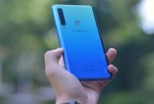 Samsung Galaxy A9 สมาร์ทโฟน 4 กล้องรุ่นแรกของซัมซุง