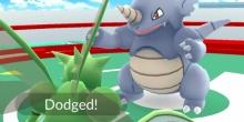 Pokémon GO – Dodging หลบอย่างไรให้ไม่เสียเลือด!