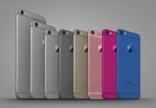 หลุดภาพจำลอง IPhone 5se ที่กำลังจะเปิดตัว!!