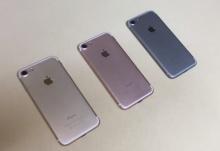 """หลุดภาพ iPhone 7 พร้อมสีใหม่ """"Space Black"""""""