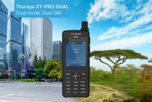 THURAYA XT-PRO DUAL โทรศัพท์ดาวเทียมรุ่นใหม่ รองรับเครือข่าย GSM