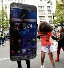 แถลงแล้ว สาเหตุการไหม้ของ Galaxy Note 7