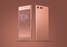 โซนี่ ไทย ปล่อย Xperia XZ Premium Bronze Pink ดีไซน์สีชมพูบรอนซ์สุดหวาน