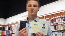 iphone 7 ฟรี !! หนุ่มยูเครนใจถึง ได้ iphone 7 ไปใช้ฟรี หลังจากทำแบบนี้!!