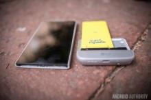 LG พร้อมรบคาด G6 มีคุณสมบัติกันน้ำและระบบชาร์จไร้สาย