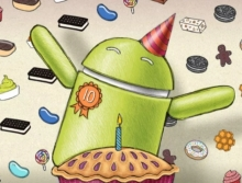 """มาเดากันว่าตัว """"Q"""" ของ Android ย่อมาจากชื่อขนมอะไร?"""