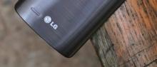 หลุดสเปคมือถือใหม่ LG ตระกูล K ซีรีส์