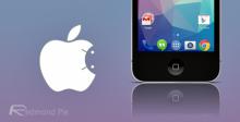ในที่สุด iPhone ถูกแฮกติดตั้ง Android ได้สำเร็จแล้ว (ชมคลิป)