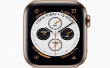 Apple Watch Series 4 เผยโฉมแล้ว ครั้งแรกที่นำ ECG ใส่นาฬิกา