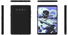 สื่อนอกเผย Galaxy Note 8 จ่อมาพร้อมสีใหม่ 'Deep Blue'